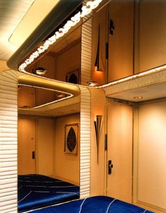Luxury Private Airplane of Sultan of Brunei