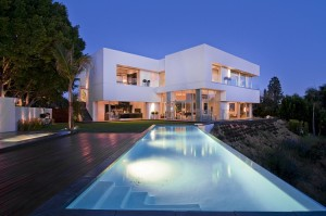Modern Luxury Houses