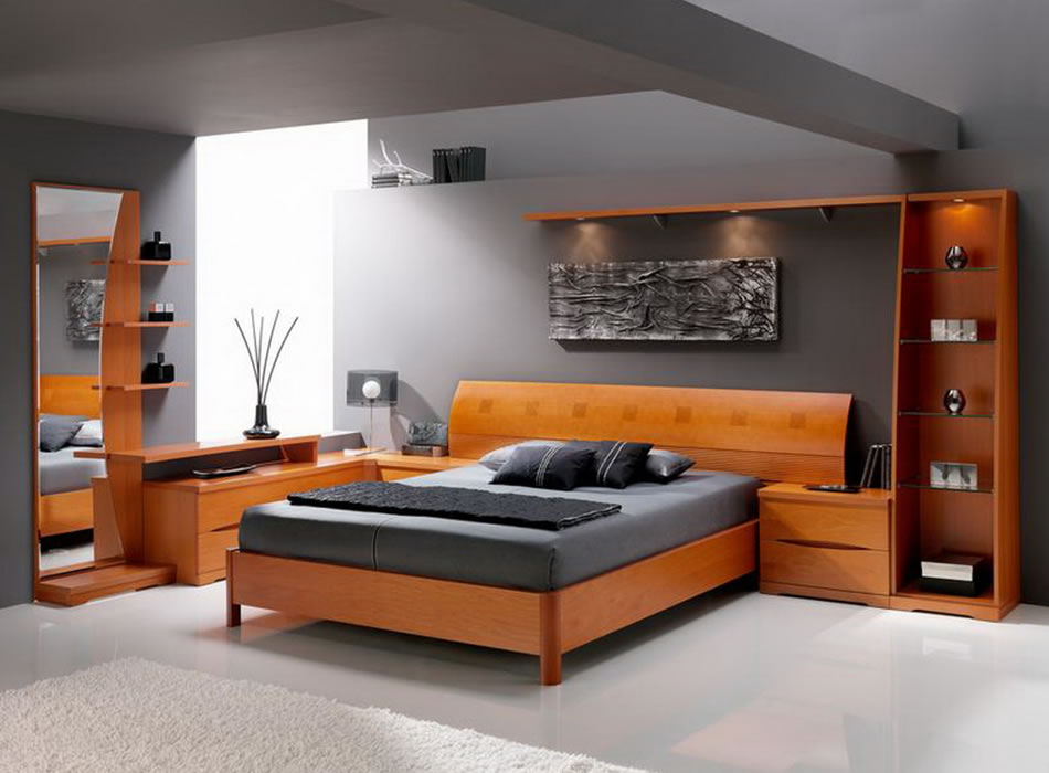 Modern Bedroom Furniture  Luxuryy.com